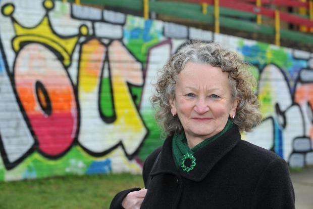 Baroness Jones - Moulsecoomb Primary