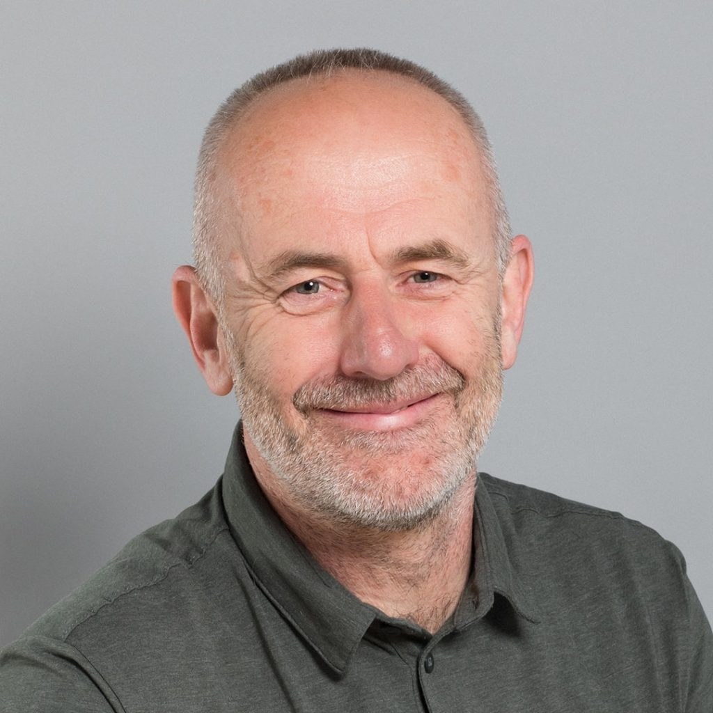 Green councillor Steve Davis for Withdean ward